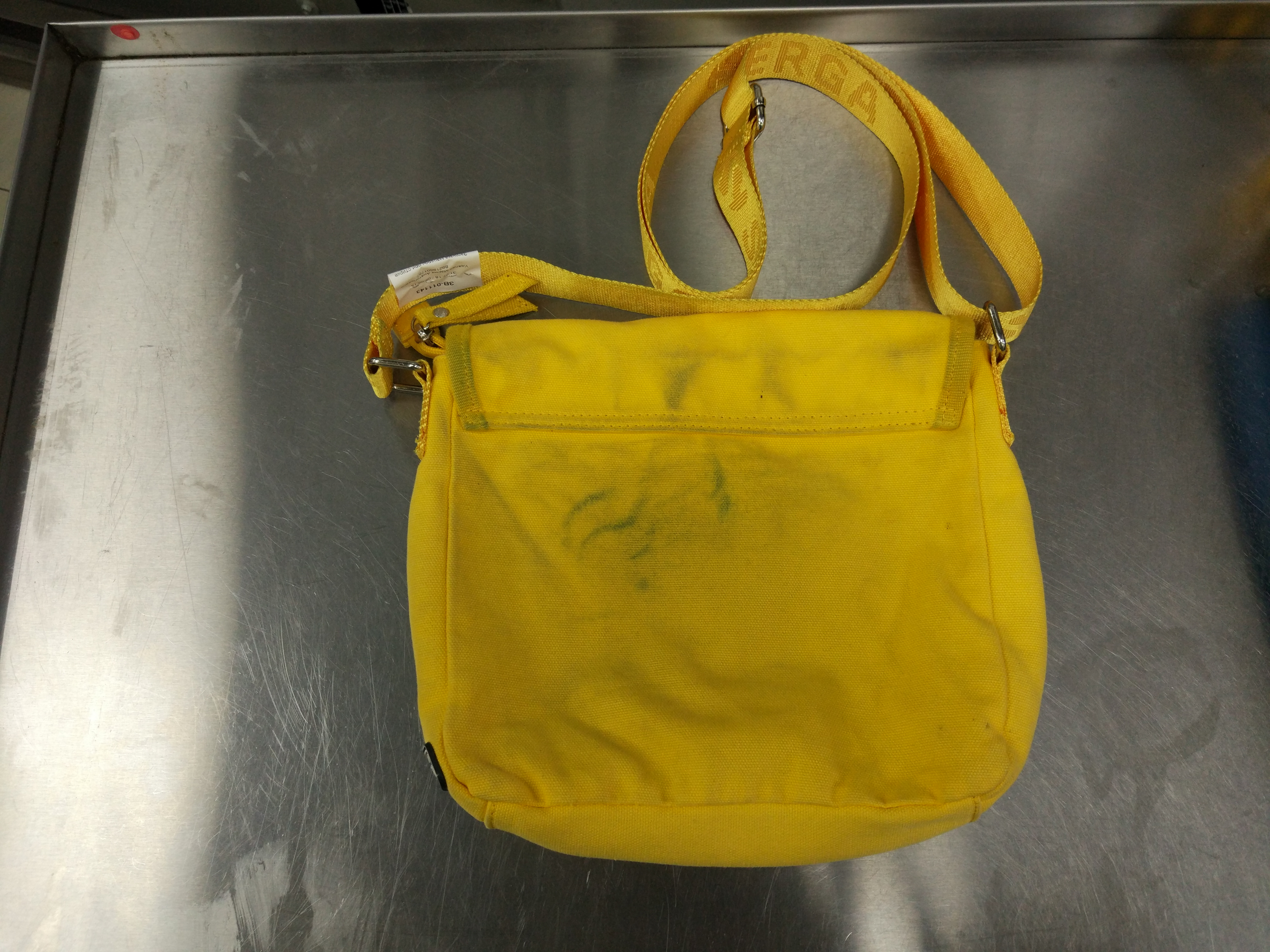 Before-Чистка текстильной сумки