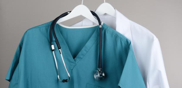 Стирка медицинской спецодежды